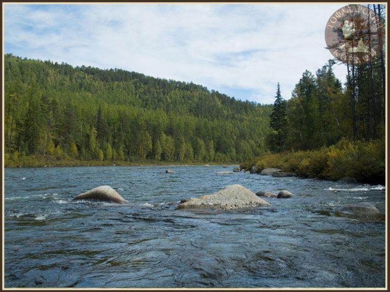 Верховья реки Ии
